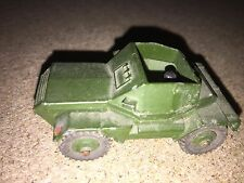 19633 DINKY TOYS / ENGLAND / 673 SCOUT CAR