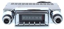 57 Bel Air Nomad 150 210 300 w USA-740 AM FM Car Stereo/Radio built-in Bluetooth