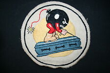 SUPERB 558TH BOMB SQUADRON 387th GROUP 8TH / 9TH AAF AIR FORCE A2 JACKET PATCH