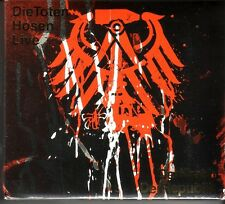 """DIE TOTEN HOSEN """"Live - Krach der Republik"""" 34 Track 2 CD sealed"""