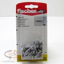 FISCHER Dübel 52107 Spreizdübel S 4 GK VPE = 50 Stück - NEU