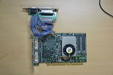MATROX HEL IOS XCL/ODYSSEY XCL 7108-01 REV.A Frame Grabber Card
