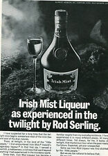 1969 Heublein Irish Mist Liqueur Print Ad