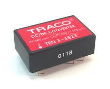TEN 3-4823 ; TEN3-4823 Converter dc - dc 3W,  ±15V dc, ±0.1A  TRACO POWER