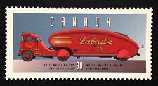 "Canada #1604e MNH, Historic Land Vehicles ""4"" Stamp 1996"