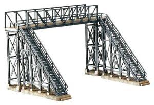 Faller 131361 HO Scale Footbridge/Pedestrian Crossing Bridge