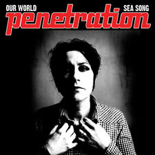 PENETRATION 'Our World' Pauline Murray New Wave Punk 1977  BLACK VINYL MINT