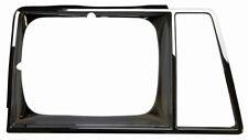 1982-83 Chevrolet Cavalier Right RH Headlight Bezel Chrome New GM07028 14058596