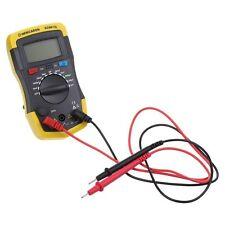 XC6013L Digtital Meter Capacitance Capacitor Tester Tool mF uF Circuit Gauge New