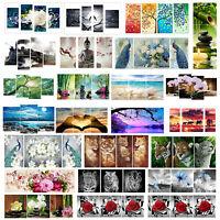 3/4-Pictures 5D DIY Full Diamond Painting Diamant Kreuzstich Bilder Stickpackung
