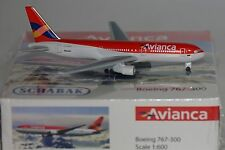 Schabak / Schuco 3551498 Boeing 767-3Y0ER Avianca N948AV in 1:600 scale