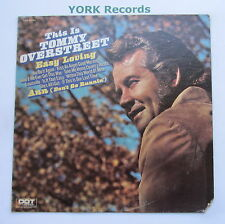 TOMMY OVERSTREET - This Is Tommy Overstreet - Ex Con LP Record Dot DOS 25994