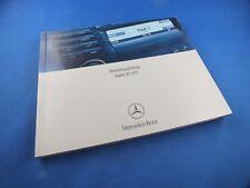 Mercedes W211 Audio 50 APS Anleitung Bedienungsanleitung Betriebsanleitung S211