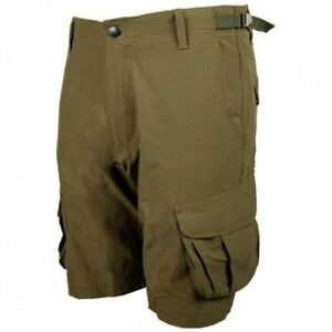 Korda Kore Kombat Cargo Shorts Military Olive *ALL SIZES* NEW Carp Fishing