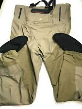 New Frogg Toggs Men's Anura 2 Breathable Nylon Stockingfoot Waders, Khaki, XL