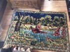Large 50x70 Vintage Pheasants Tapestry Beautiful