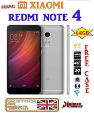 "64GB 5.5"" XIAOMI REDMI NOTE 4 PRIME HELIO X20 DECA CORE DOUBLE SIM ANDROID GB"