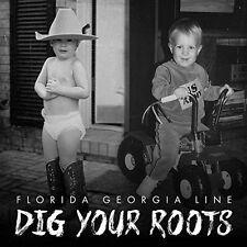 Florida Georgia Line - Dig Your Roots [New Vinyl] Gatefold LP Jacket
