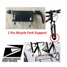 Alloy Fork Mount Car Roof Carrier Quick Release MTB Road Bicycle Bike Rack #