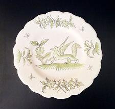 Moustiers 1950 - Assiette Décorative (animal) - Vaisselle de Collection - Rare