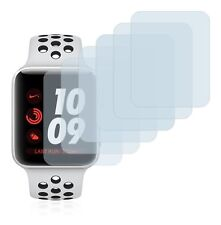 Apple Watch Nike Plus Series 3 (42mm)6x Transparent ULTRA Clear Screen Protector
