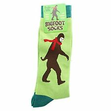 Big Foot Sasquatch 1 Pair Of Dress Socks NEW Gag Gifts