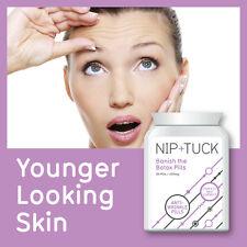 Nuevo en paquete & TUCK desterrar el B-Tox Pastillas Antiarrugas Pastillas Anti Envejecimiento rellena de la piel
