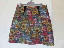 Cue Above Knee Floral Skirts for Women