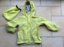 Regenjacke Meru' Größe 104 gelb Mädchen