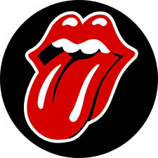 IMAN/MAGNET THE ROLLING STONES Logo . keith richards mick jagger brian jones