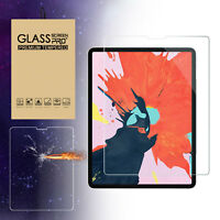 """Easy Install Tempered Glass Screen Protector for Apple iPad Pro 11"""" 12.9"""" 2018"""