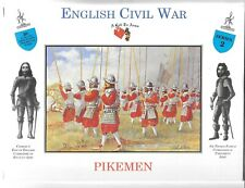 A Call To Arms English Civil War, PIKEMEN, Figures in 1/32  AAF 2  ST