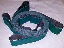 "2""x72"" Premium Sanding Belts Variety Pack ""J"" Flex (10pcs)"