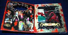 MEZCO Scary Tales Big Bad Wolf Hood in Original Box