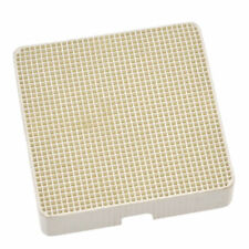 Square Ceramic Honeycomb Solder Board Infrared Ray Jewelry Soldering Tool