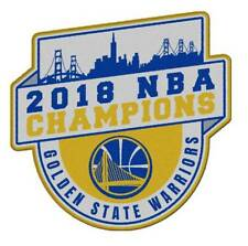 Official 2018 NBA Finals Champions Champs Golden State Warriors Patch