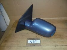 RENAULT MEGANE 2007 CC CONVERTIBLE PASSENGER ELECTRIC DOOR MIRROR GREY TE266