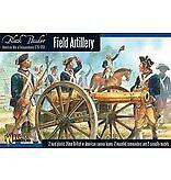 WARLORD GAMES Field Artillery et commandants militaires (American War of Independen...