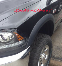 FACTORY STYLE FENDER FLARES FOR 2010-2016 DODGE RAM 2500 / RAM 3500 - PAINTABLE