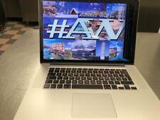 MacBook Pro 15 inch - I7 - 16BG RAM - 256GB SSD Funzionante