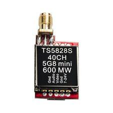 AKK TS5828S 5.8G 600MW 40CH FPV Audio Video Transmitter for Quadcopter