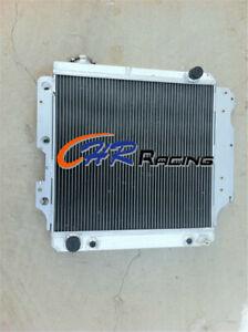 aluminum alloy radiator for Jeep Wrangler YJ/TJ/LJ M/T RHD 1987-2006