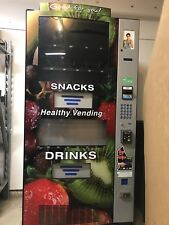 *Seaga Hy900 Healthy You Combo Vending Machine 2016*