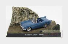 Sunbeam Alpine Spider 007 James Bond Dr. No Licenza Di Uccidere 1:43 BONDCOL017