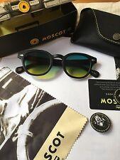Moscot Lemtosh Matte Black 46