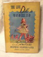 Josephine Gates / Evelyn Copelman, Live Dolls in Wonderland - 1st/1st 1946 in DW