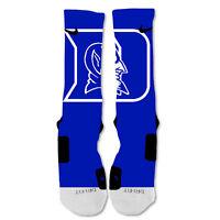 Nike Elite socks custom Duke single