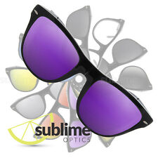 POLARIZED Metallic Purple Replacement Lenses for Ray Ban Folding Wayfarer RB4105