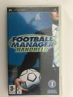 FOOTBALL MANAGER HANHELD  PSP SEGA LFP  AM