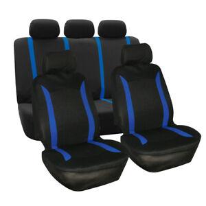 Universal Car Seat Covers 4/9Pcs Full Set For Car Truck SUV Van Auto Accessories